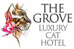The Grove Luxury Cat Hotel Boarding Catterys Logo
